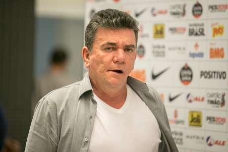 Presidente do Corinthians, Andrés Sanchez