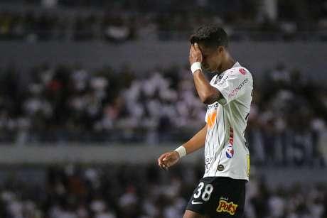 Corinthians chegou a sétima partida sem vitória