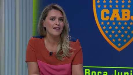 Ana Thaís Matos criticou a derrota do Corinthians para o CSA (Reprodução)