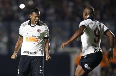 Guarín marcou o único gol do Vasco contra o Grêmio (Foto: Carlos Gregório Jr/Vasco)