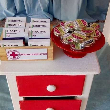 41. Lembrancinhas de formatura medicina – Por: Public Insta