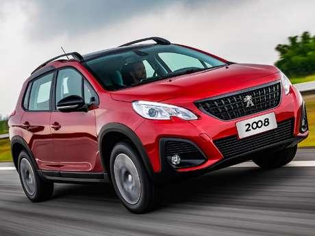 Peugeot 2008: design premiado pela Americar em 2019.