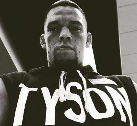 Nate Diaz fará a luta principal do UFC 244 diante de Jorge Masvidal (Reprodução)
