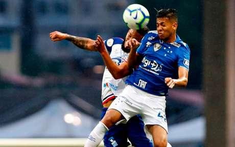 A Raposa empatou com os baianos no primeiro turno em um chato 0 a 0 - (Foto: Felipe Oliveira/ ECBahia)