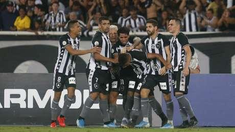 Em novembro, Botafogo fará três partidas no Nilton Santos (Foto: Vítor Silva/Botafogo)