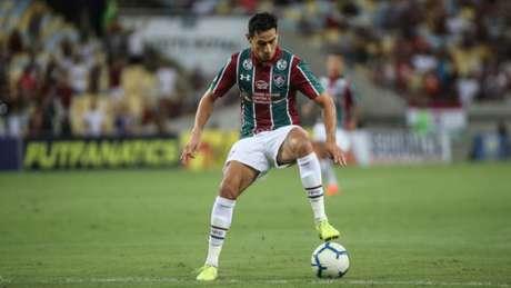 Ganso teve boa atuação contra o Vasco (Foto: Lucas Merçon/Fluminense)