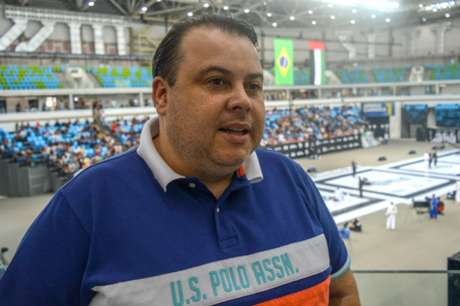 O deputado federal Julio Cesar Ribeiro é um entusiasta da arte suave (Foto: divulgação)