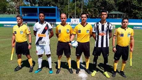 Vasco e Atlético-MG disputaram a segunda partida da eliminatória em Nova Iguaçu (Divulgação Atlético-MG)