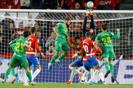 Real Sociedad venceu o Granada fora de casa (Foto: Reprodução/Twitter)