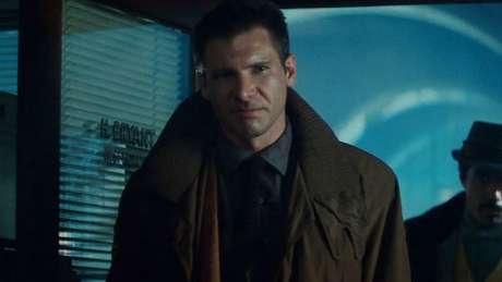 Blade Runner é ambientado em novembro de 2019, com Harrison Ford no papel de protagonista