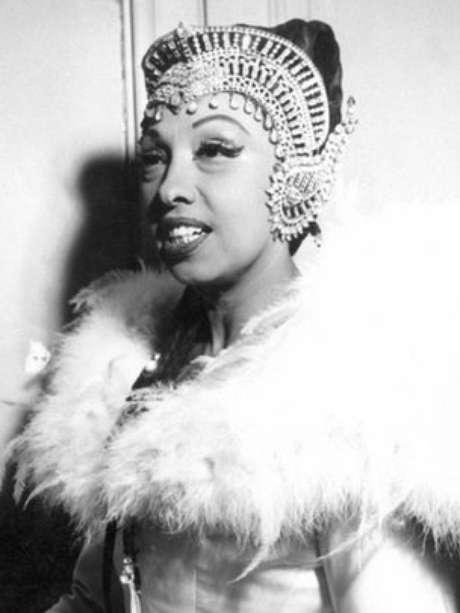 Josephine Baker era conhecida como 'Cleópatra do jazz'