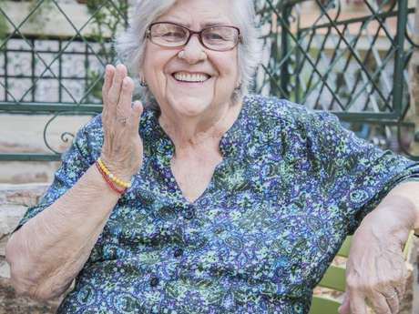 Hilda Rebellotem custado a dormir e se deita chorando todos os dias após morte de Jorge Fernando