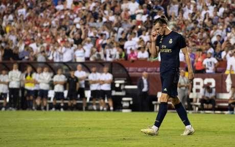 Bale não vive boa fase no Real Madrid (Foto:Jim Watson / AFP)
