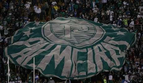 Com torcida única do Palmeiras, Dérbi ocorrerá às 19h deste sábado, no Pacaembu (Agência Palmeiras/Divulgação)
