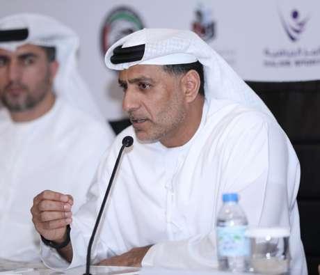 O chairman Abdulmunam é o braço direito do Sheik Mohamed Bin Zayed (Foto: divulgação)