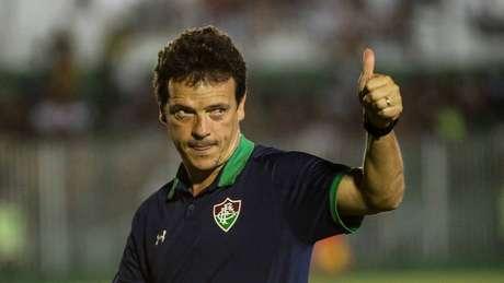 Fernando Diniz foi técnico do Fluminense em 2019 (Foto: Lucas Merçon/Fluminense FC)