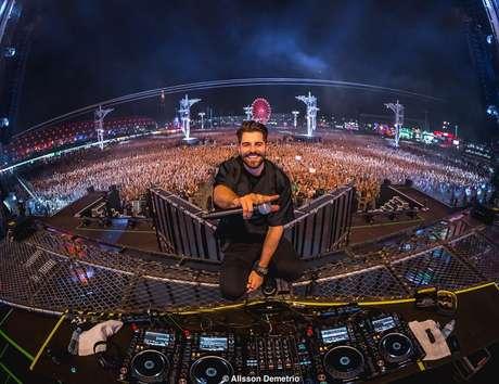 Free Fire: DJ Alok será personagem e faz música para o mundial