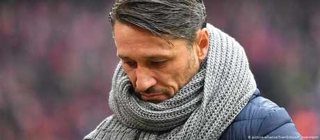 Ida de Niko Kovac ao Bayern começou com mal-entendido e, por isso mesmo, tinha todos os ingredientes para dar errado
