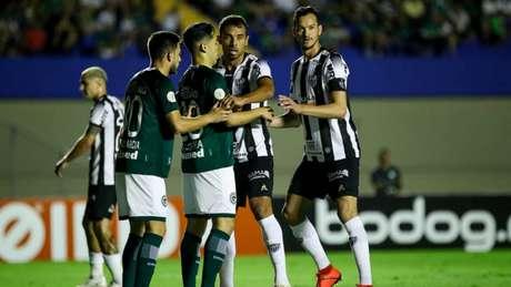 No turno, o Galo e Goiás empatarem por 0 a 0 no Serra Dourada- (Bruno Cantini / Atlético)