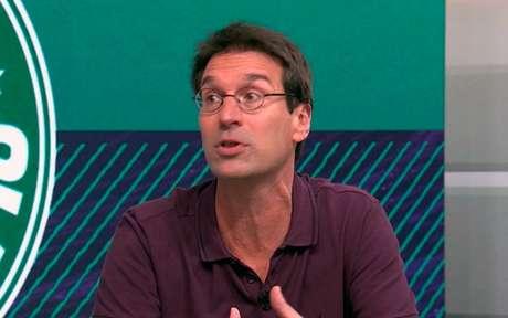 Arnaldo Ribeiro vê técnicos pressionados por desempenho de Jorge Jesus (Foto: Reprodução/Sportv)