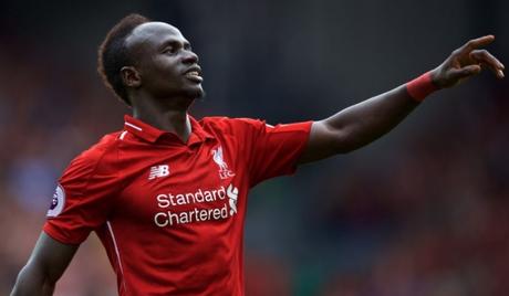 Sadio Mané é um dos principais jogadores do Liverpool (Foto: Divulgação/LFC)