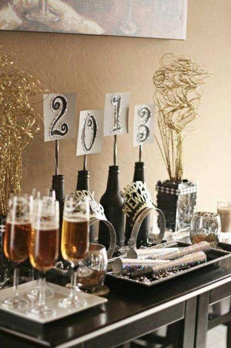 24. Decoração para ceia de ano novo – Por: Asset Project