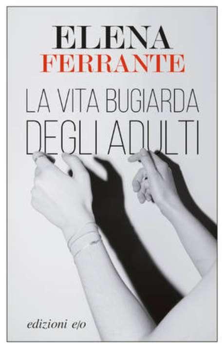 Capa do novo livro de Elena Ferrante