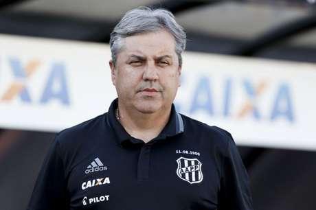 Gilson Kleina é o treinador da Ponte Preta (Foto: Divulgação/AAPP)