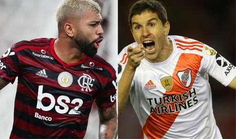 Flamengo e River vão decidir a Libertadore