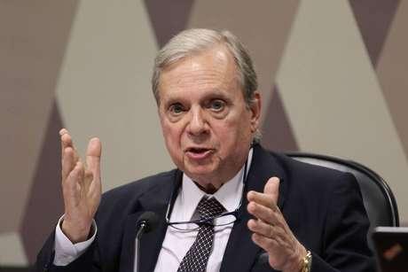 O relator da reforma da Previdência no Senado, Tasso Jereissati (PSDB-CE).