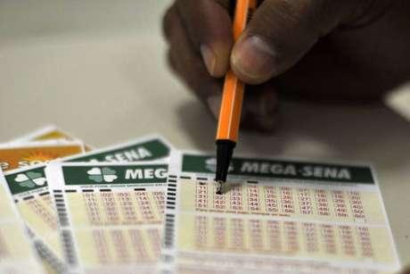 Mega-Sena:o sorteio está marcado para as 20 horas, em São Paulo