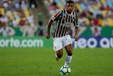 Wendel teve vitória sobre o Flu na Justiça do Trabalho do Rio (Foto: Lucas Merçon/Fluminense)