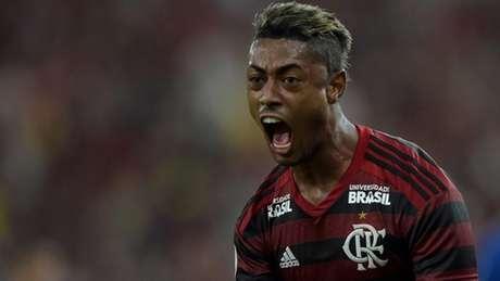 O atacante Bruno Henrique faz grande temporada pelo Flamengo (Foto: Alexandre Vidal/Flamengo)