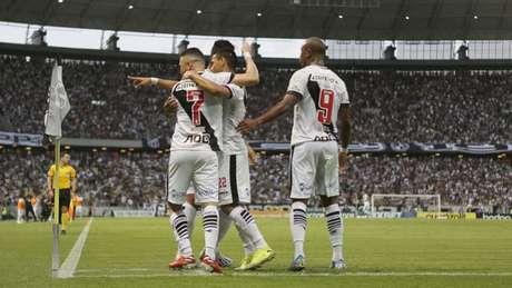Vasco encara o Palmeiras em São Januário nesta quarta-feira (Foto: Rafael Ribeiro/Vasco)