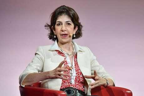 Fabiola Gianotti foi escolhida para um segundo mandato à frente do Cern