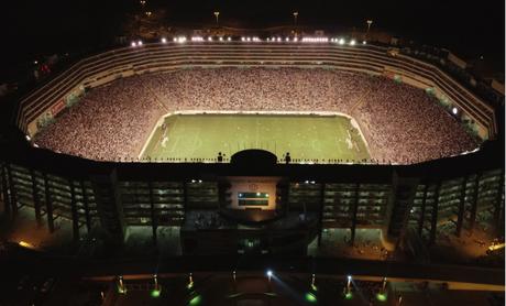 O Estádio Monumental será sede da decisão da Libertadores (Foto: Divulgação/CUD)