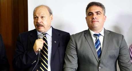 Orlando Rollo deve voltar à vice-presidência do Santos (Foto: Pedro Azevedo/SFC)