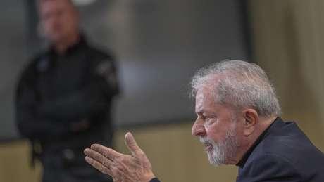 Lula está preso desde 2018 na Superintendência da PF em Curitiba