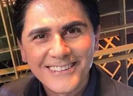 O apresentador César Filho.