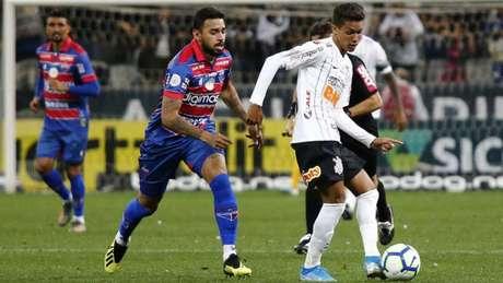 Timão bateu o Fortaleza e se reabilitou na temporada, mas sem a presença em massa da Fiel (Luis Moura/WPP/Lancepress!)