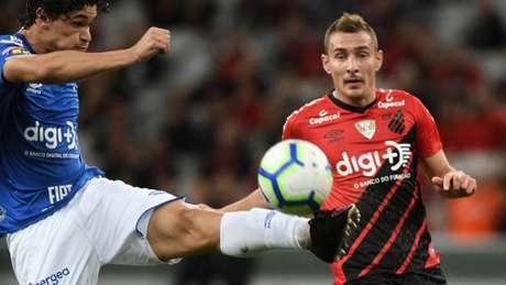 Abel Braga elogiou o empenho da equipe no empate por 0 a 0 contra o Furacão-(Miguel Locatelli/Athletico)