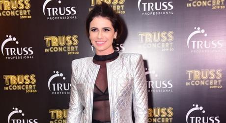 Giovanna Antonelli (Foto: Leo Franco/AgNews)