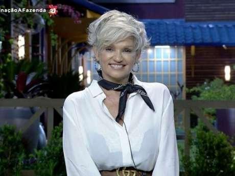 Em 'A Fazenda 11',Andréa Nóbrega conseguiu apenas 37,17% dos votos e foi a sétima eliminada