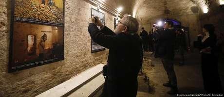 Túnel debaixo do muro de Berlim foi aberto ao público pela primeira vez