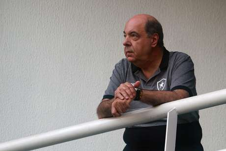 Nelson Mufarrej é presidente do Botafogo (Foto: Vítor Silva/Botafogo)