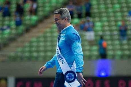 As denúncias de desvio de dinheiro do clube vieram à tona no mês de outubro e os valores podem chegar a R$ 700 mil-(Bruno Haddad/Cruzeiro)