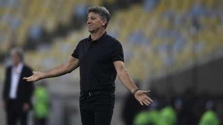 Renato Gaúcho é treinador do Grêmio desde 2016 (Foto: AFP)