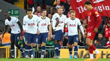 Tottenham está melhorando na temporada (Foto: Divulgação Twitter)