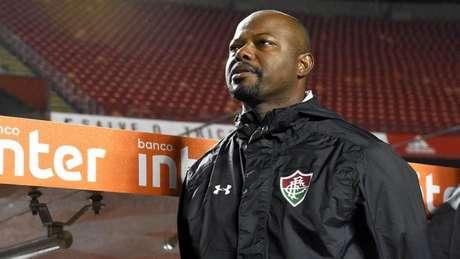 Marcão: 'É uma dificuldade muito grande a cada rodada' (Foto: Maílson Santana/Fluminense)