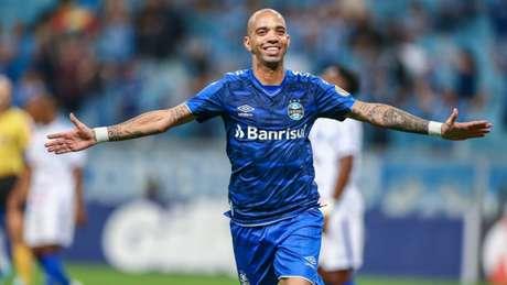 Tardelli marcou na vitória sobre o CSA (Lucas Uebel/Grêmio)